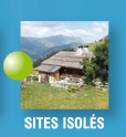 Sites isolés